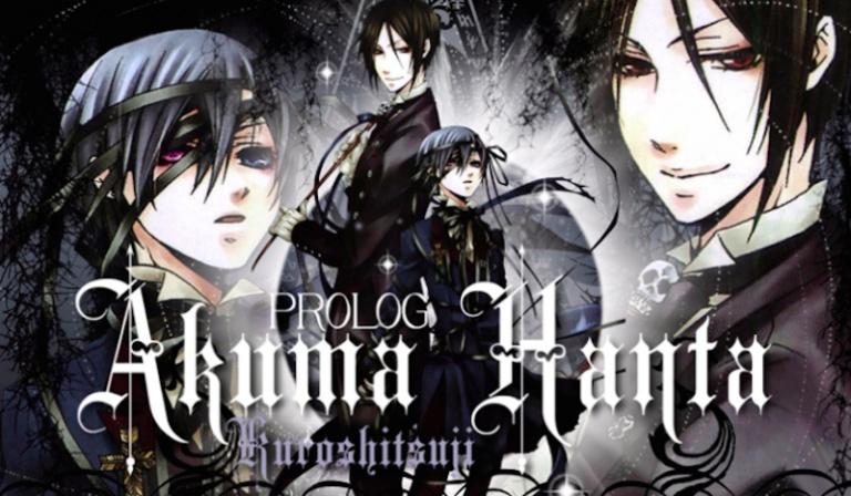Akuma Hanta: Kuroshitsuji #Prolog