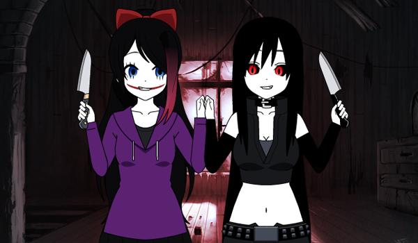 Która dziewczyna z creepypasty jest Twoją bratnia duszą?