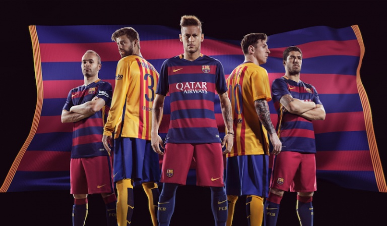 Jak dobrze znasz piłkarzy FC Barcelony?