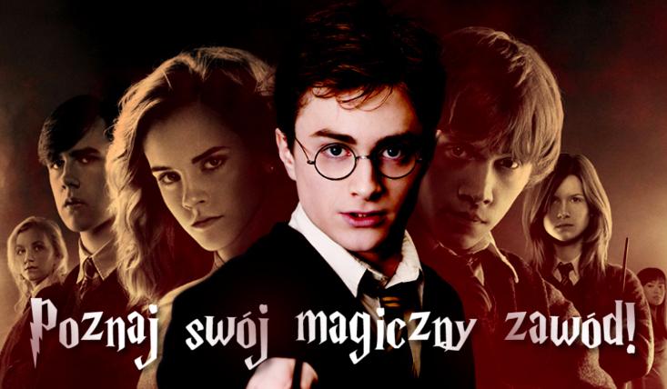Jaki zawód powinieneś wykonywać w Świecie Magii?