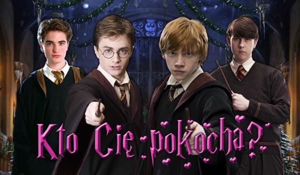 Który chłopak z Harry'ego Pottera Cię pokocha?