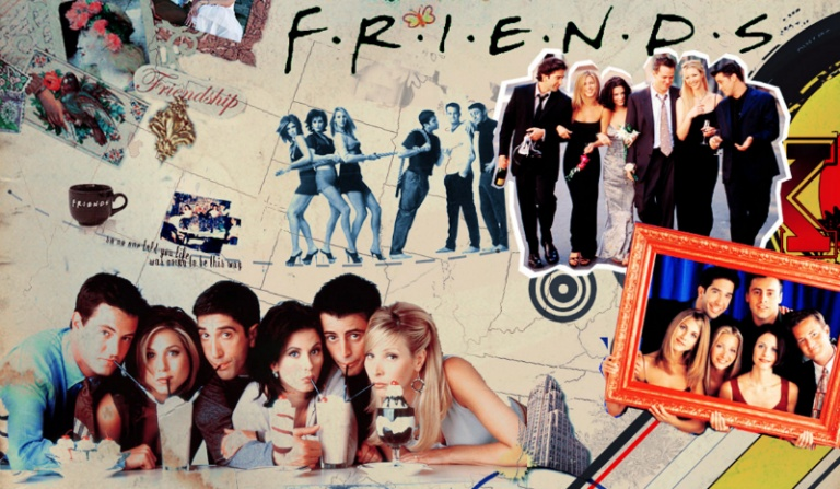 """Jesteś prawdziwym fanem """"Przyjaciół""""?"""