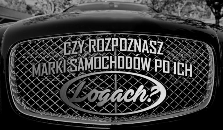 Czy rozpoznasz marki 20 samochodów po ich logach?
