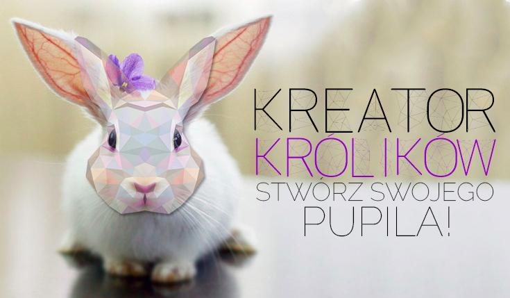 Kreator królików – stwórz własnego królika!