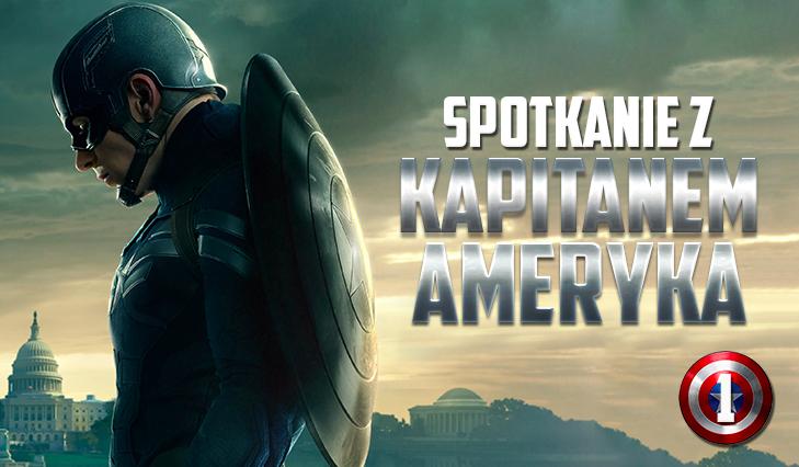 Spotkanie z Kapitanem Ameryka #1