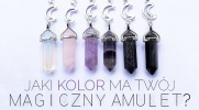 Jakiego koloru jest Twój magiczny amulet?