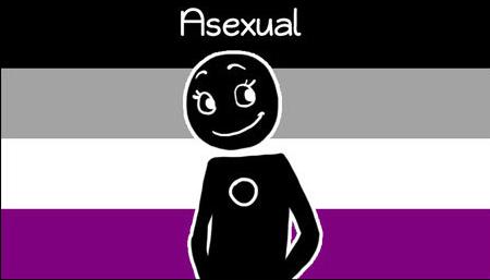 Znalezione obrazy dla zapytania aseksualizm flaga