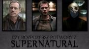 Czy potrafisz odgadnąć potwory z Supernatural?