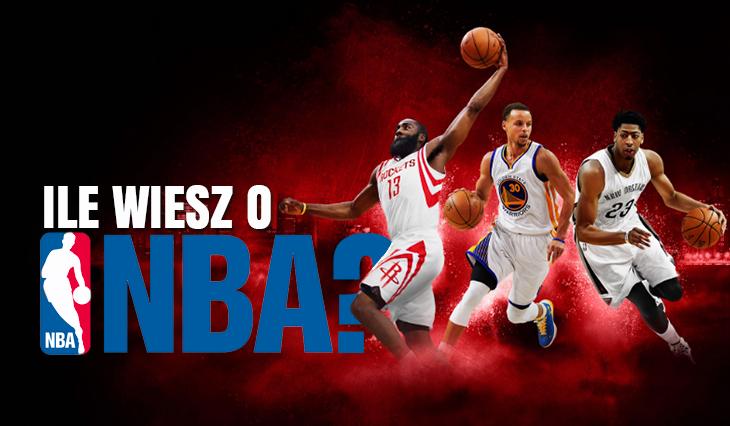 Ile wiesz o NBA?
