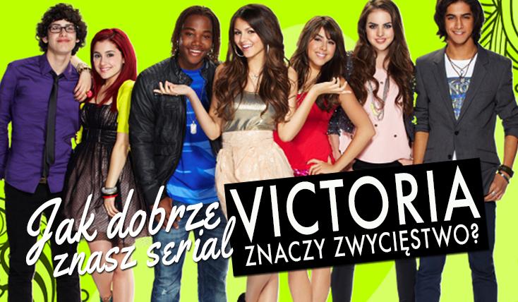 """Jak dobrze znasz serial """"Victoria Znaczy Zwycięstwo""""?"""