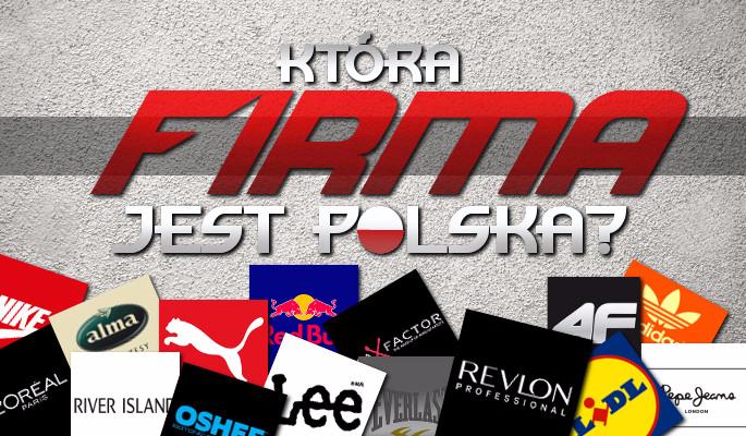 Która firma jest polska?