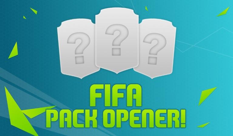 FIFA Pack Opener!