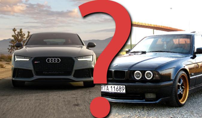 """10 pytań z serii """"Co wolisz?"""" na temat samochodów!"""