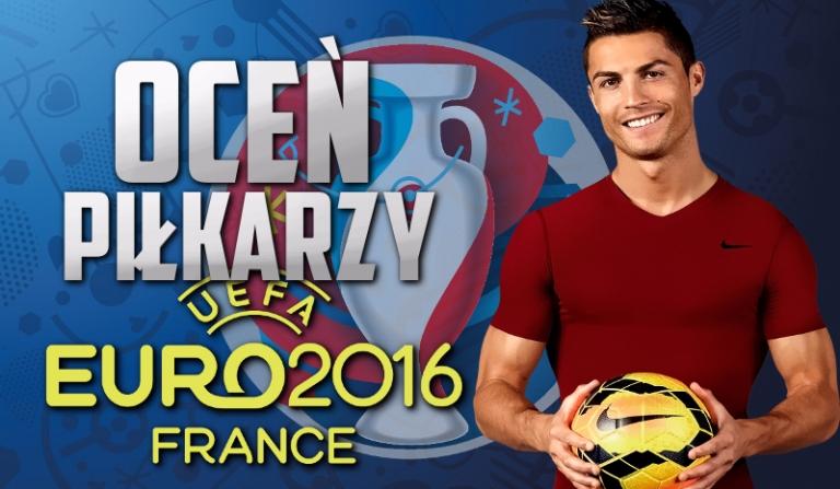 Oceń piłkarzy Euro 2016 z wyglądu!