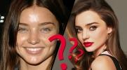 11 modelek w makijażu czy bez?