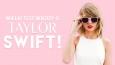 Wielki test wiedzy o Taylor Swift!