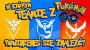 """W którym teamie z """"Pokemon Go"""" powinieneś się znaleźć?"""