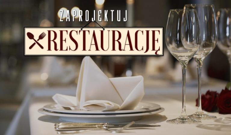 Zaprojektuj: restauracja!