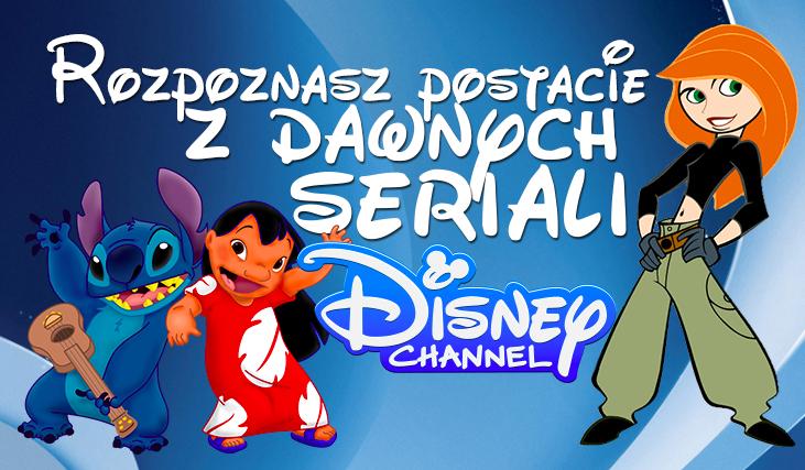 Czy rozpoznasz wszystkie 57 postaci z dawnych seriali animowanych, emitowanych na Disney Channel?