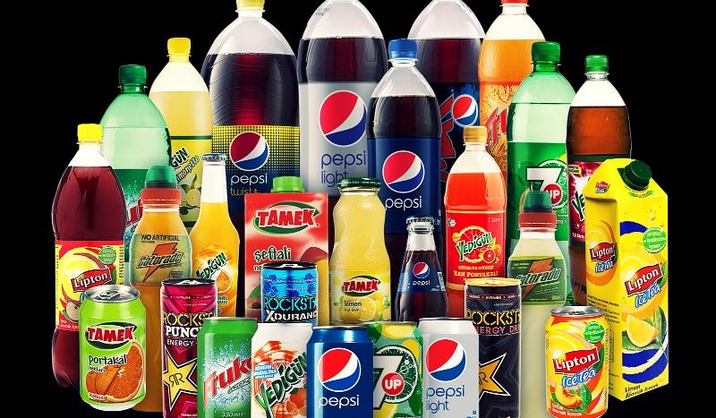 soft drinks india