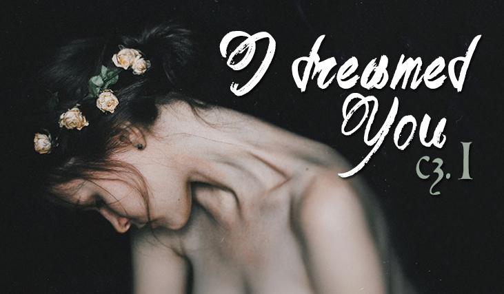 I dreamed you #1
