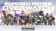 Czy rozpoznasz postacie z Overwatch?