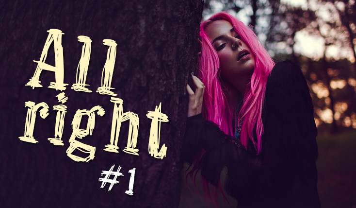 All right #1