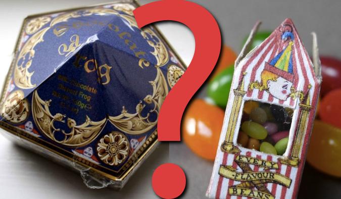 """10 pytań z serii """"Co wolisz?"""" dla fanów Harry'ego Pottera – słodycze!"""