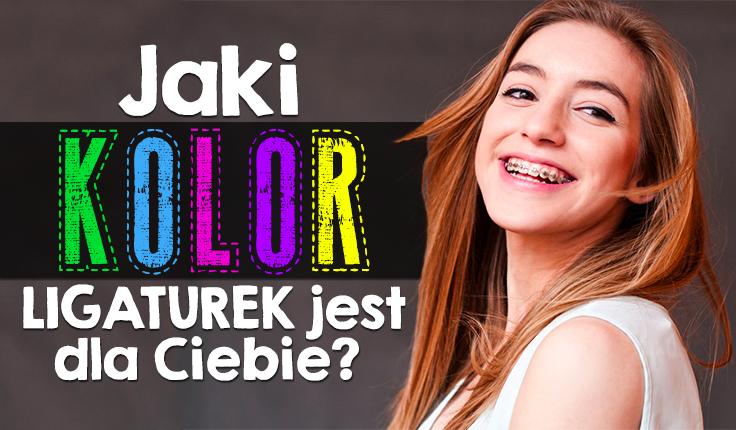 Jaki kolor ligaturek do Ciebie pasuje?