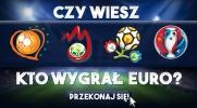 Czy wiesz kto wygrał Euro?