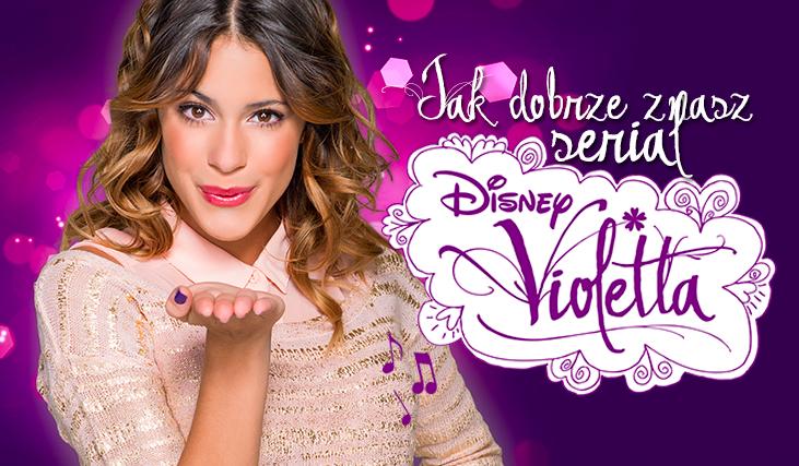 Czy znasz serial Violetta?