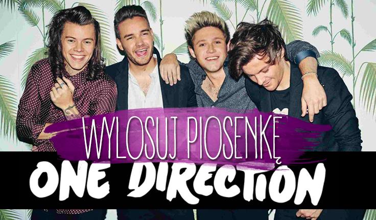 Wybierz obrazek i dowiedz się, jaka piosenka One Direction do Ciebie pasuje!