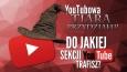 Youtubowa Tiara Przydziału - do jakiej sekcji Youtube trafisz?