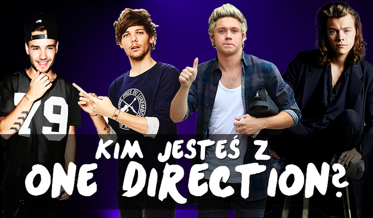 Kim z One Direction jesteś?