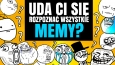 Czy rozpoznasz wszystkie memy?