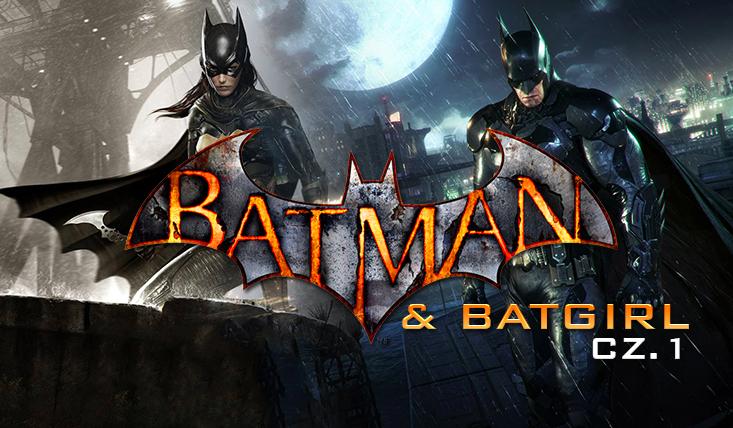 Batman & Batgirl #1