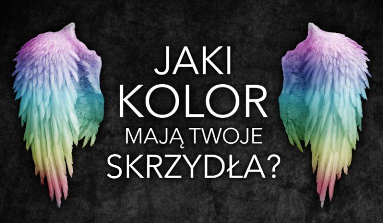 Jaki kolor mają Twoje skrzydła?