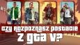 Czy rozpoznasz wszystkie postacie z Grand Theft Auto 5?