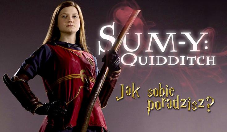 SUM-y: Quidditch!