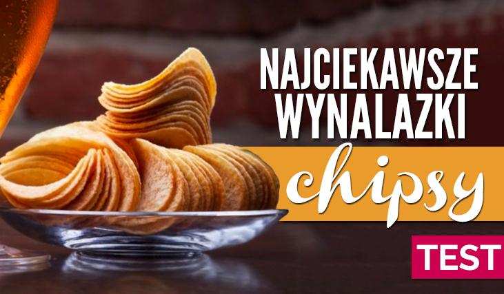 Seria najciekawszych wynalazków: chipsy – jak dużo wiesz?