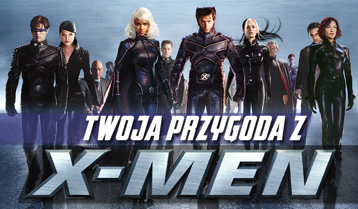 Twoja przygoda z X-men!