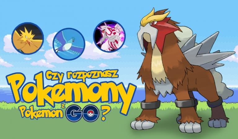 """Czy rozpoznasz Pokemony z """"Pokemon Go""""?"""