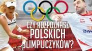 Czy dopasujesz imiona i nazwiska polskich olimpijczyków do ich zdjęć?