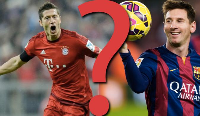 Którego piłkarza wolisz?