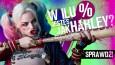 W ilu procentach przypominasz Harley Quinn?