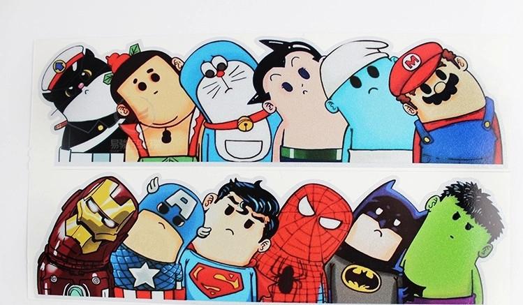 Przygoda z superbohaterem #1