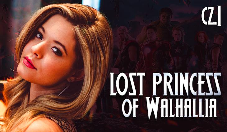Lost Princess of Walhallia #1