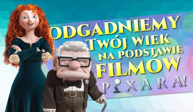 Odgadniemy Twój wiek na podstawie filmów Pixara!