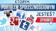 Którym portalem społecznościowym jesteś?