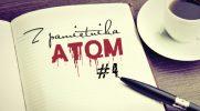 Z pamiętnika AtQM #4 ~ Spacer